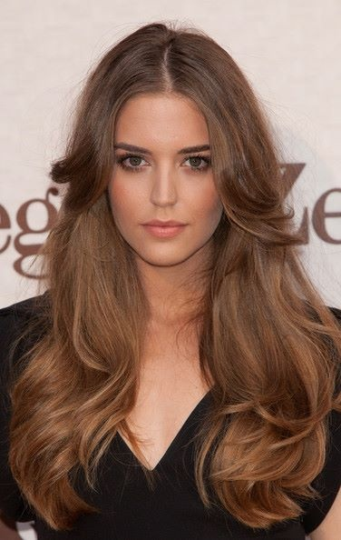 Clara Alonso (like her hair color)