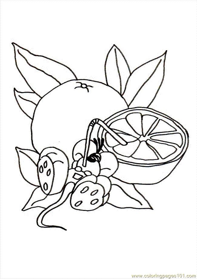 Diddl18 Coloring Page Cartoon CharactersColoring PagesCartoonsBarnColouring