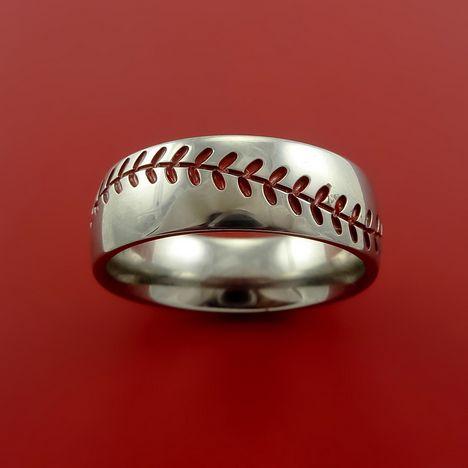 Baseball Rings and Bands