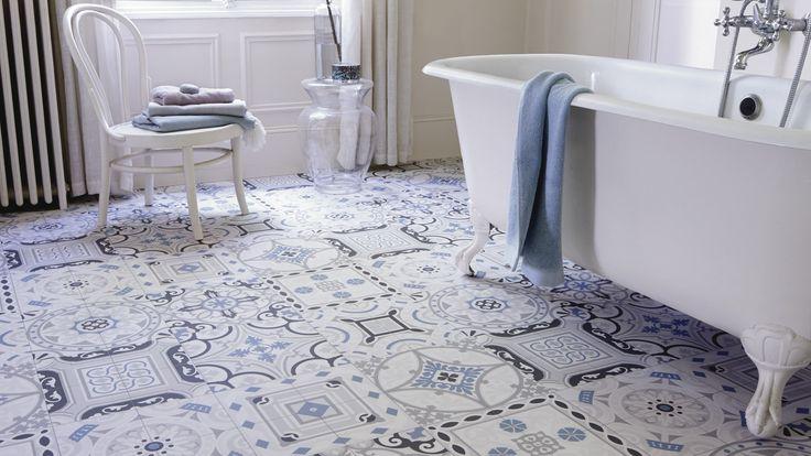 Sol vinyle Loft Shalimar  Aussi chez Leroy-Merlin :http://www.leroymerlin.fr/v3/p/produits/sol-vinyle-textile-shalimar-blue-artens-4-m-e1400950224
