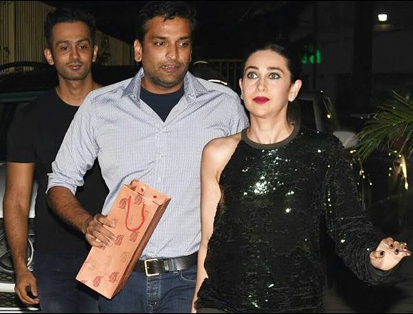 Karisma Kapoor's boyfriend Sandeep Toshniwal's divorce comes through! Is a wedding on the cards for them now? #FansnStars