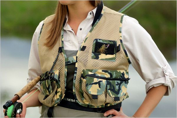 physical culture gear test women 39 s fly fishing vests