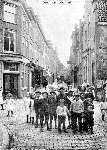 korte Hoogstraat juffrouw idastraat