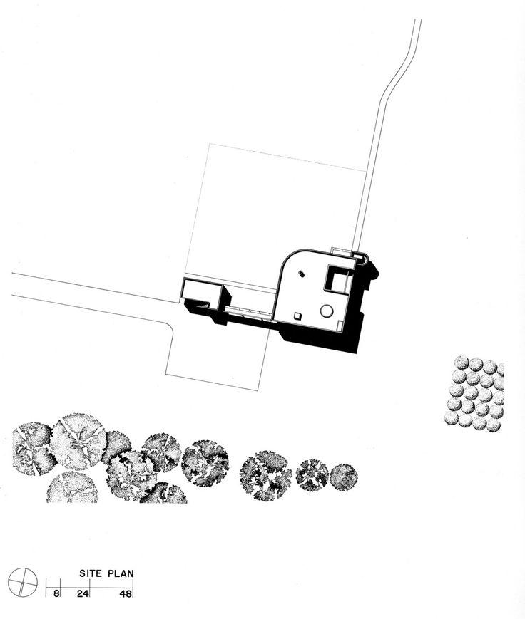 Galería de Clásicos de Arquitectura: Casa Saltzman / Richard Meier & Partners Architects - 9