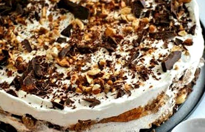 Εύκολη τούρτα γενεθλίων