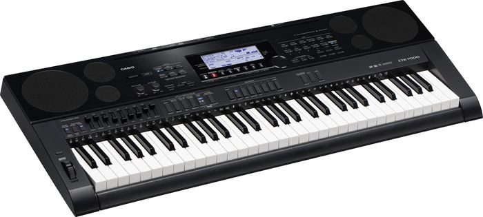 CasioCTK-7000 61-Key Portable Piano