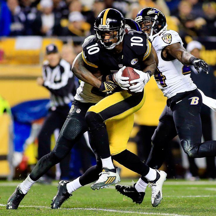 Martavis Bryant's secret for getting Mike Tomlin's attention at Steelers OTAs