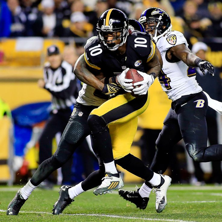 Martavis Bryant's secret for getting Mike Tomlin's attention at Steelers OTAs