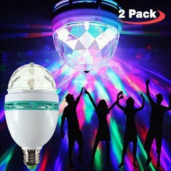 party lighting ideas. 2 pack led disco party bulb your personal u0026 private lighting ideas
