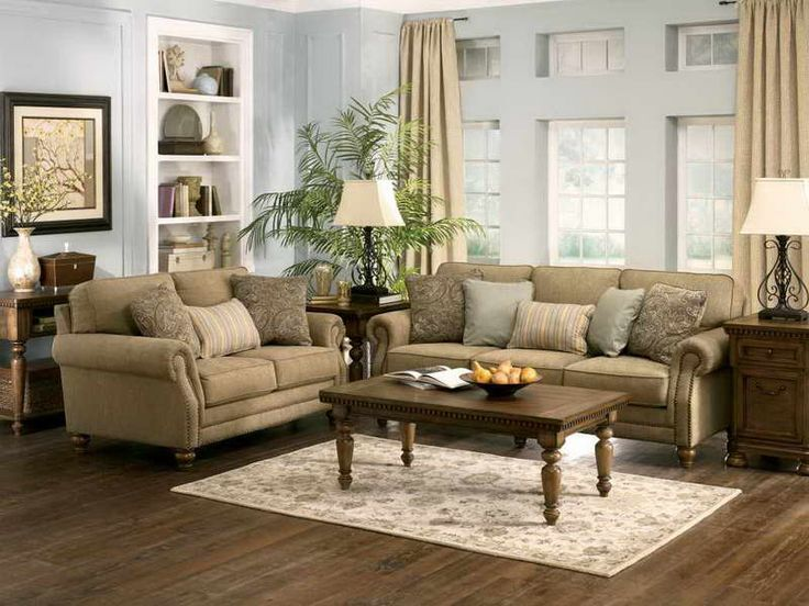 Rustic Living Room Ideas With Hardwood Floors - 56 Best Images About Ashley Furn On Pinterest Living Room Sets