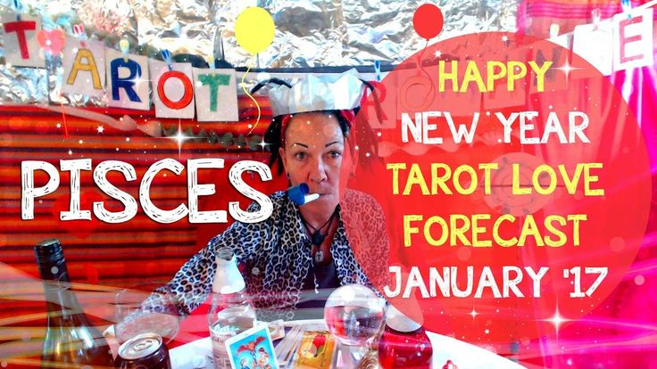 PISCES - BLAST FROM THE PAST! NEW YEAR TAROT LOVE FORECAST 2017