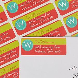 Top Highlights Of The Year Return Address Labels