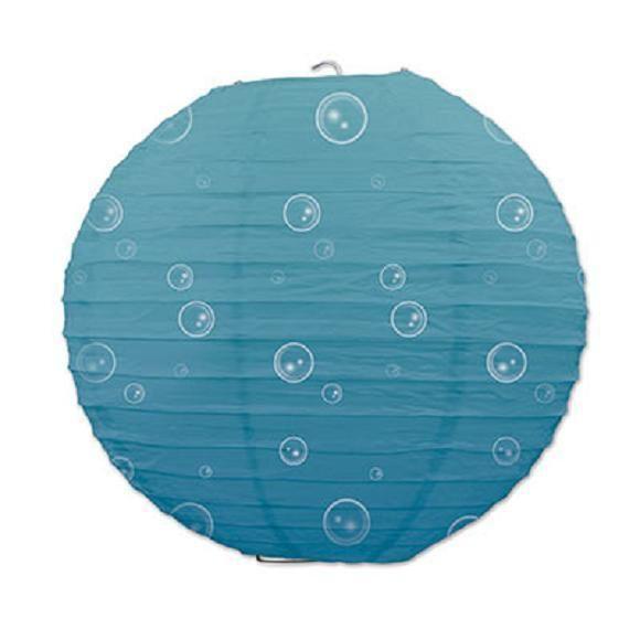 3pc Set OCEAN Nemo Mermaid Party Decoration UNDER THE SEA Hanging Paper LANTERNS #BeistleCompany #LuauBeachParty