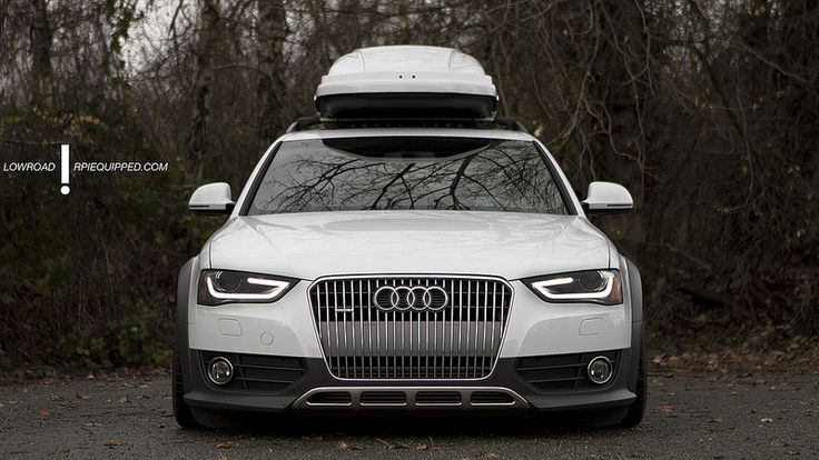 Vwvortex Com B8 Audi A4 Allroad On Airlift And Accuair