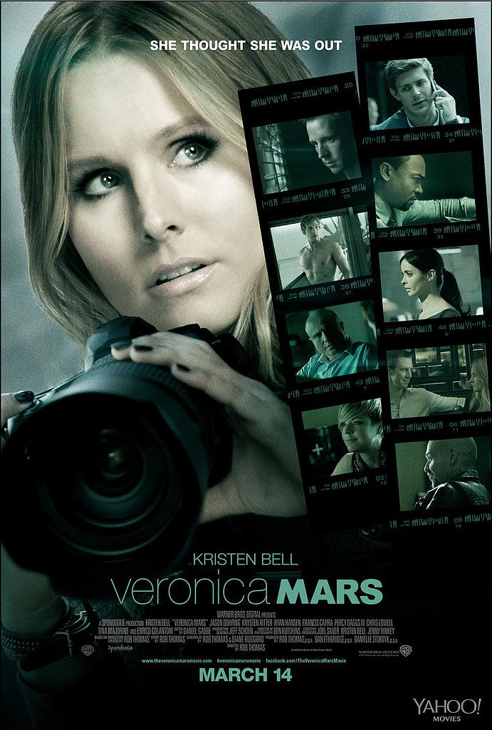 The First Poster For Veronica Mars Is Pretty Juicy