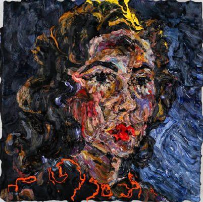 """Vanessa Prager, Sundae, 2014 - From """"Dreamers""""  @Richard Heller Gallery, 2015"""