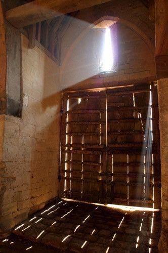 1006 Photo Studio Printed Backdrop - Indoor Barn Doors