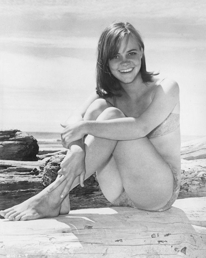 Sally Field in Gidget