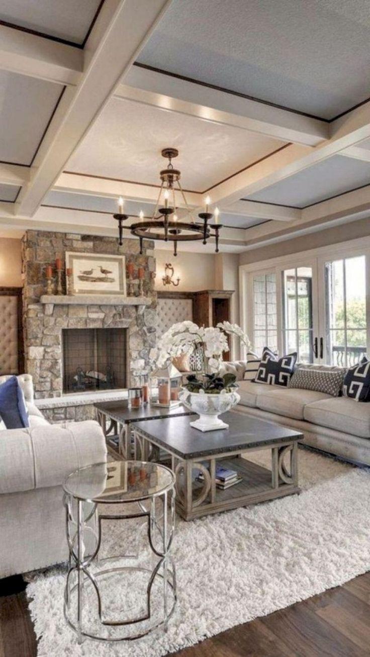 Modern Farmhouse Living Room: 33+ STUNNING MODERN AND LUXURY LIVING ROOMS DESIGN IDEAS