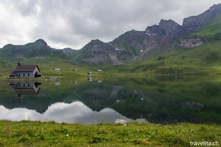 When everything is perfect... @ Melchsee-Frutt, #Switzerland