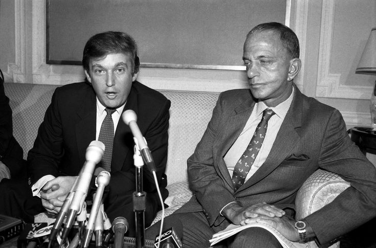 Eavesdropping on Roy Cohn and Donald Trump | The New Yorker