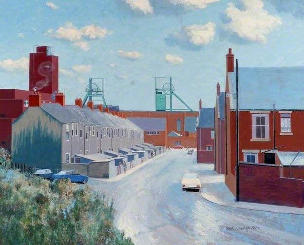 Easington Colliery, County Durham