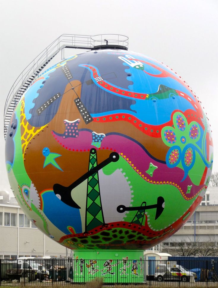 Toyism is a contemporary art movement that originated in the 1990s in Emmen. The word symbolises the playful character of the artworks and the philosophy behind it. The suffix 'ism' refers to motion or movements that exist in both the world of art and religion. Nevertheless, the game of Toyism is a serious matter that shows a new, critical and sensitive perspective on our present-day world.
