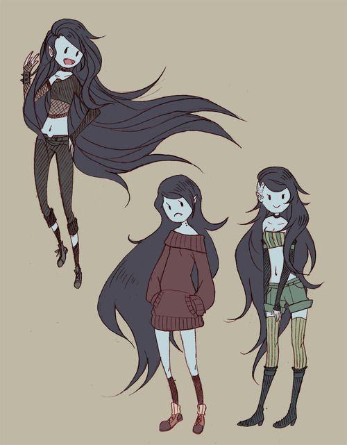 Marceline the vampire queen <3