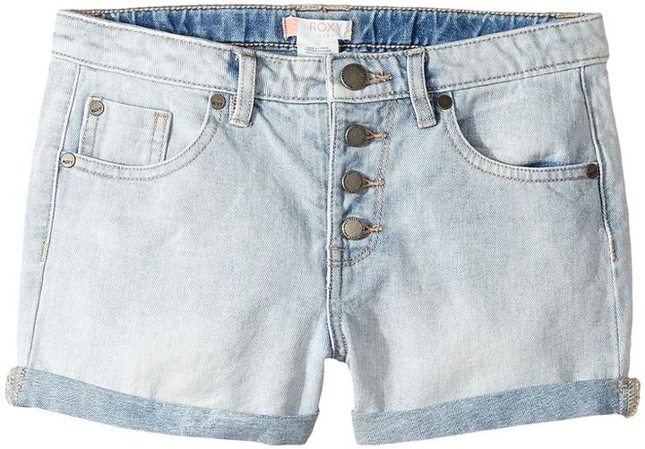 Roxy Kids - Go Find Yourself Shorts Girl's Shorts