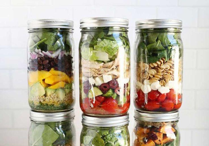 Salade healthy : de quoi se compose une salade healthy ? - Elle à Table
