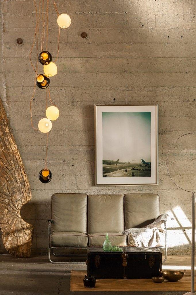 Transparent Im Trend Leuchten Aus Glas In 2020 Innenarchitektur Haus Deko Dekor