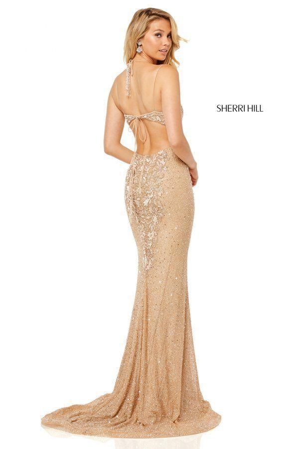 f0bdd62f438 Sherri Hill Style 52521