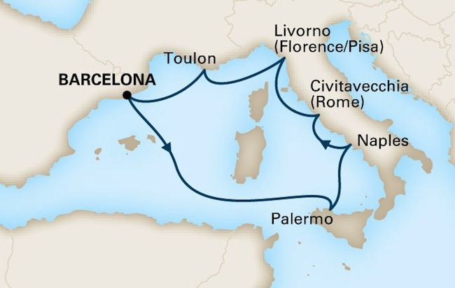 Countdown to my Holland America Mediterranean Cruise - Tips For Travellers