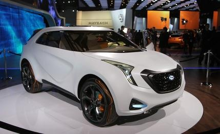 Hyundai Concept Crossover http://www.hyundaiofnicholasville.com/