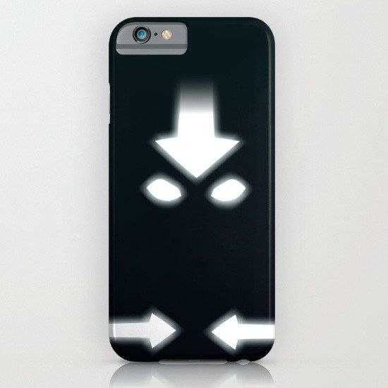 Avatar Named Aang 4 iphone case, smartphone - Balicase
