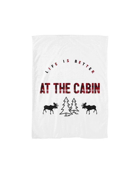 Cabin And Lodge Decor Plaid Throw Blanket Cabin Throw Etsy Plaid Throw Plaid Throw Blanket Lodge Decor
