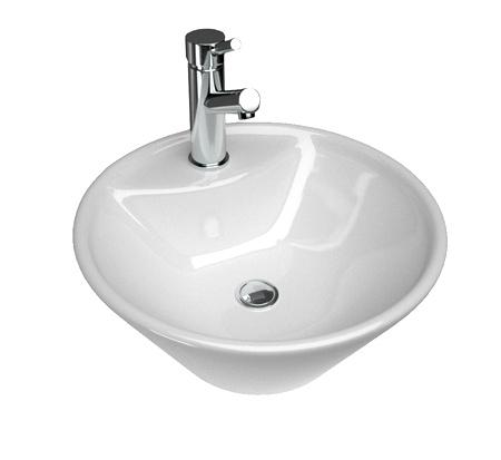 Cheap Bathroom Basins : VADA above counter basin $327 (discount available) @ Bathroom ...