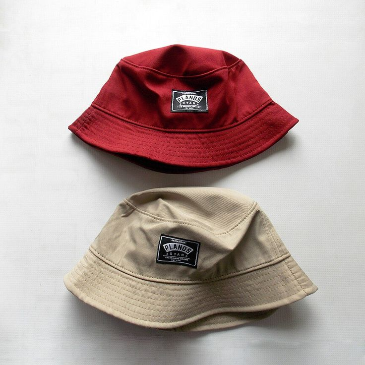 Bucket Hat - PSB Cream and PSB Maroon, http://bit.ly/rbck2015
