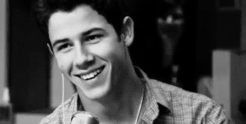 Fan Art of Nick Gif for fans of Nick Jonas.