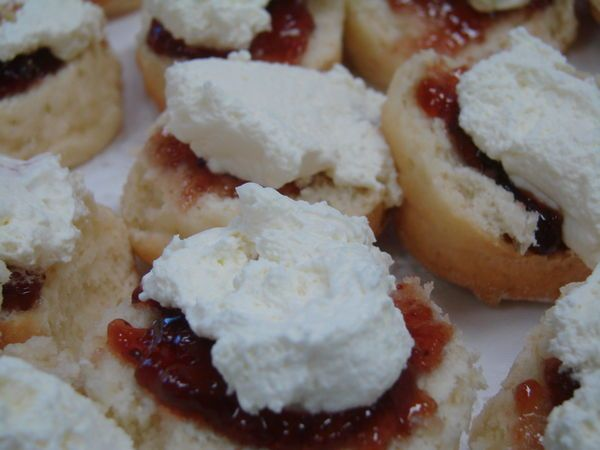 CWA Scone Recipe (Used for the Royal Melbourne Show)