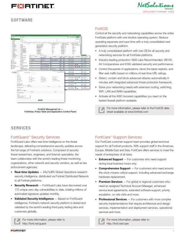 PT. #Netsolutions Infonet #Fortinet Software