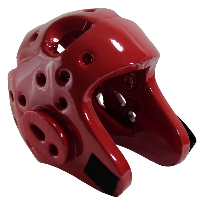 Red Sparring TNT Headgear