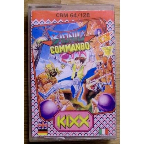 Bionic Commando / Commodore 64