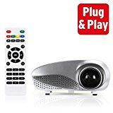 Mini Projector with Remote – Portable Projector Can Be Taken Anywhere – Connect Smart Phone, Tablet, PC,... **RECOMMENDED for entertainment purposes ONLY ie. Movies, TV Shows and Gaming - We DO NOT https://thehomeofficesupplies.com/mini-projector-with-remote-portable-projector-can-be-taken-anywhere-connect-smart-phone-tablet-pc-ps4-xbox-one-more-20-to-100-display-suppo/
