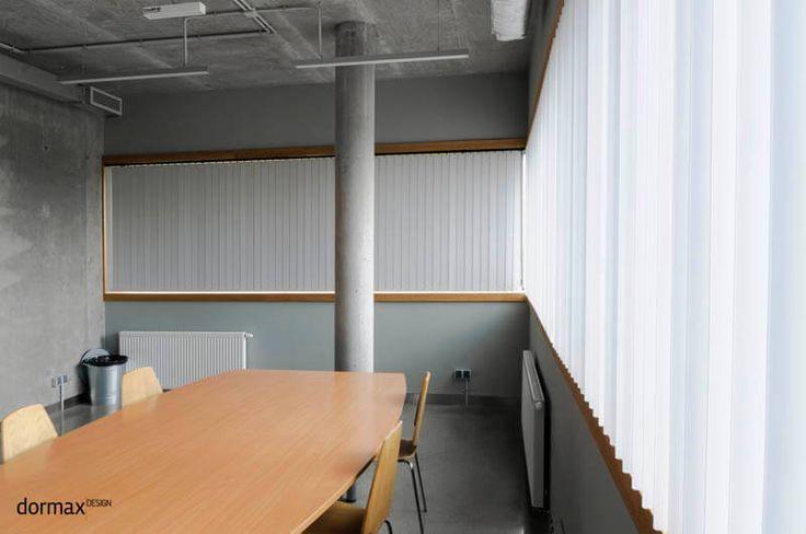 Żaluzje pionowe – Dormax Design