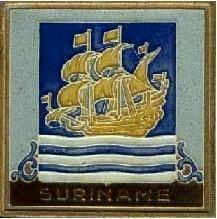 Wapen van Suriname