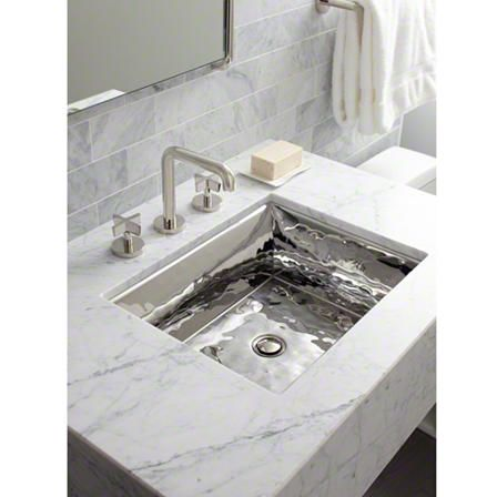 Kallista: Stainless Steel Sinks by Mick De Giulio