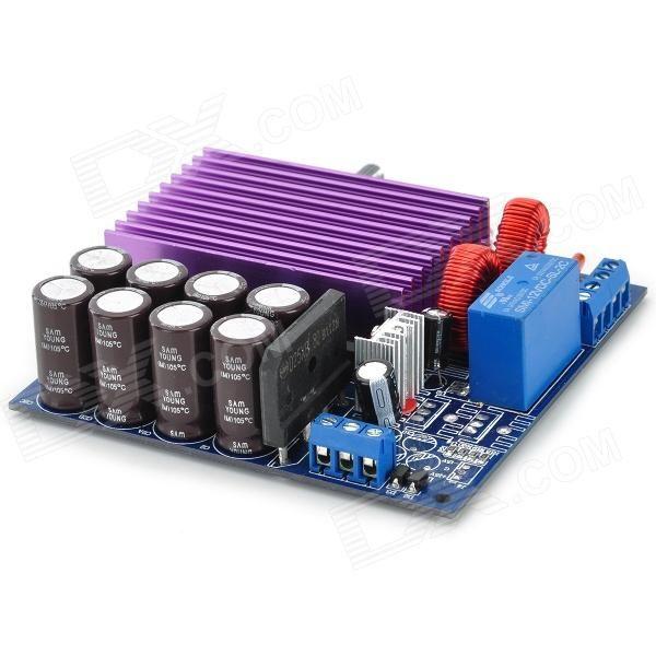 High Power Digital Amplifiers (170W x 2)