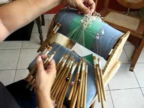 Madejas Bobbin Lace Making no.1