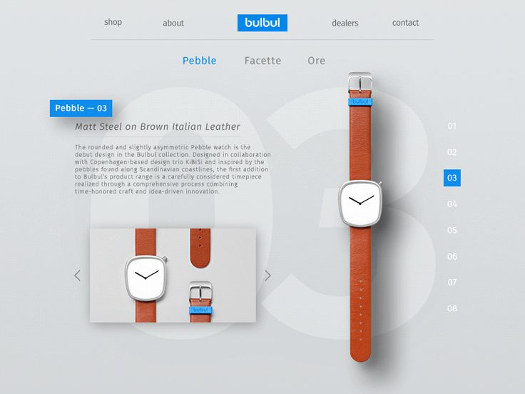 @MaterialUp : Bulbul Watch   Animation by @JasonZigrino  https://t.co/52H8ApFYvT https://t.co/V8LIXv5d92